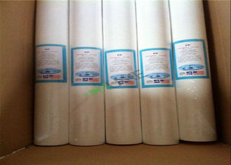 RO Water Treatment Consumables 20 Inch SpunBond PP Sediment Filter Cartridge