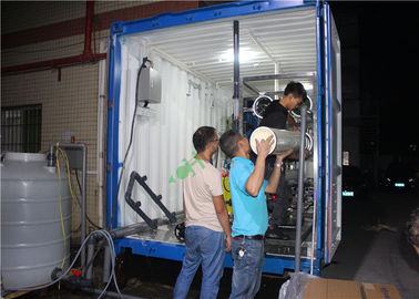 40FT 20FT Containerised Water Purification Equipment Ro Water Plant