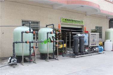 3T Per Hour Seawater Desalination RO System Plant For Drinking Water